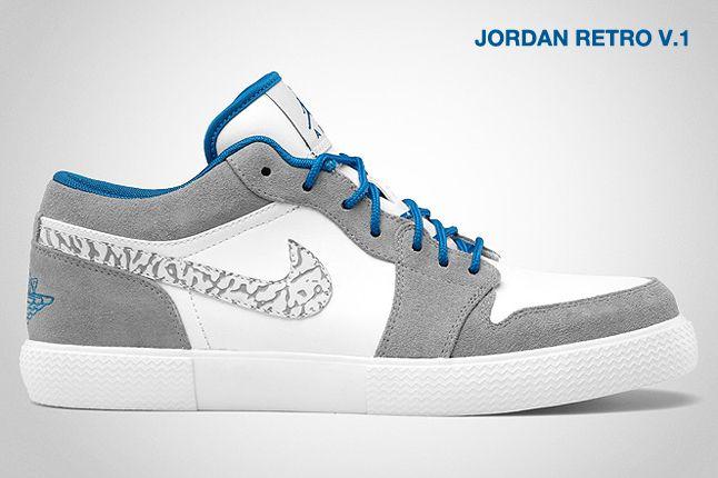 Jordan Brand July 2012 Preview Jordan Retro V 1 1