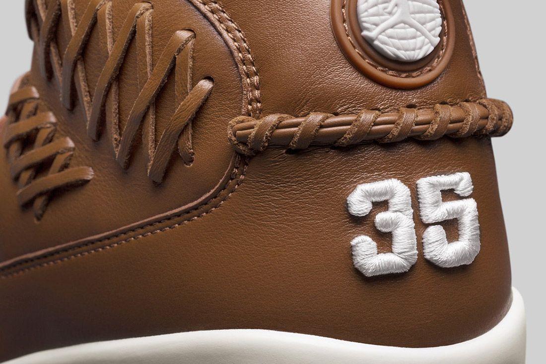 Air Jordan 6 Pinnacle Baseball Brown 2