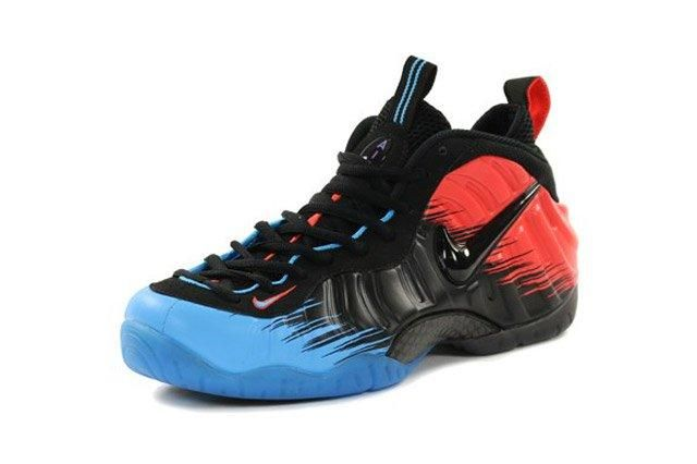 Nike Air Foamposite Pro Perspective