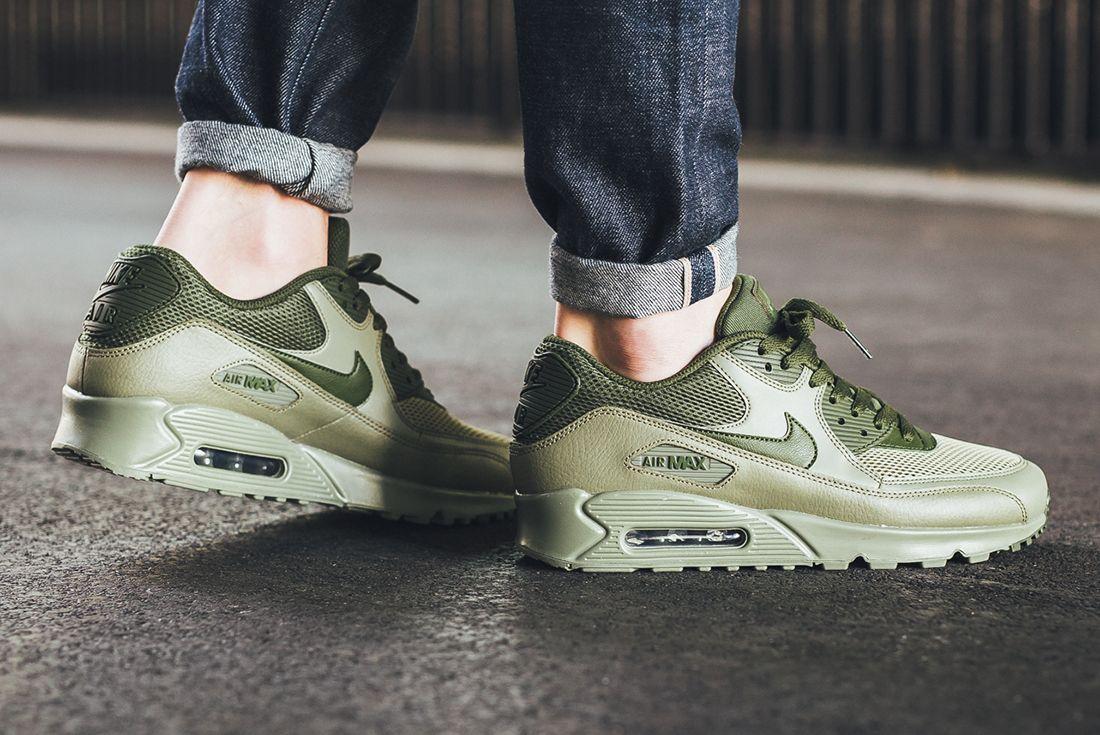 Nike Air Max 90 Legion Green 3