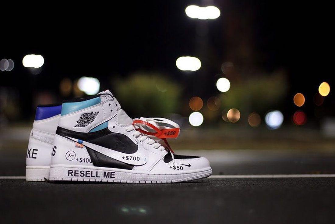 Sneaker Branding Is Nauseating