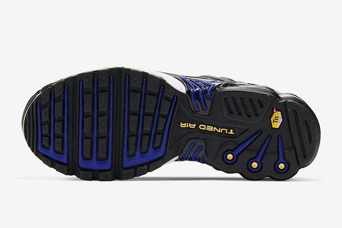 Nike Air Max Plus 3 Hyper Blue Cd6871 001 Sole