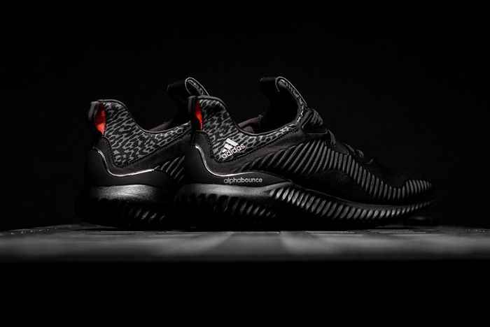 Adidas Alpha Bounce Black Granite 2