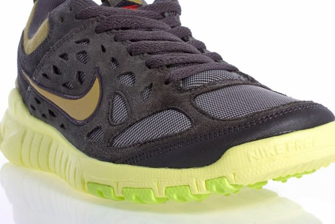 Nike Free Trail Albis Neon Angle
