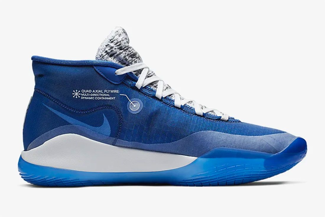 Nike Kd 12 Gear Up Game Royal Side1