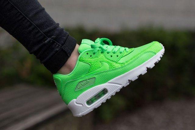 Nike Air Max 90 Green 4