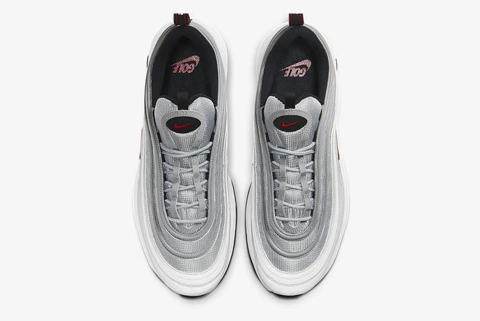 Nike Air Max 97 Golf Silver Bullet Top