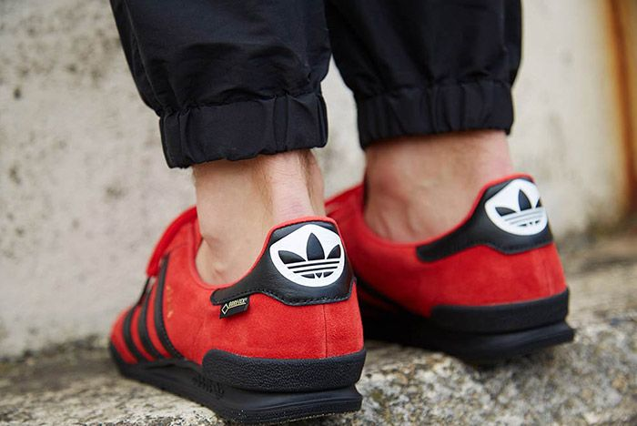 Adidas Jeans Gtx Red Black 1