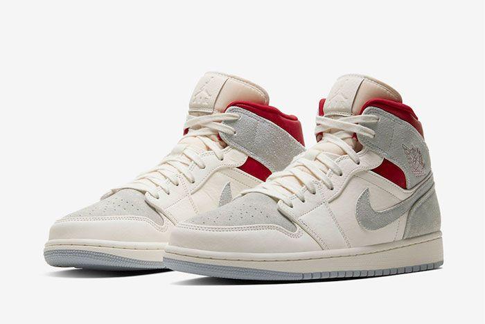 Sneakersnstuff Air Jordan 1 Mid Toe