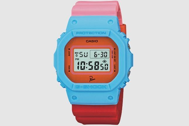 G Shock Parra Dw5600 Watch 0 1
