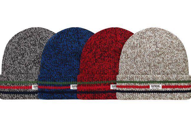 Supreme Wool Cap 1