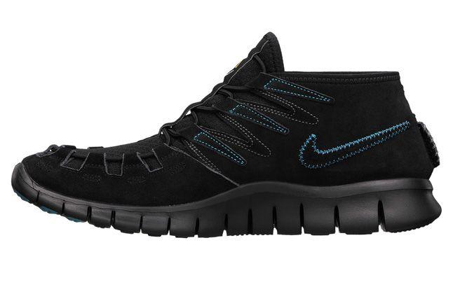 Nike N7 Free Forward Moc Mens Shoe Side 1