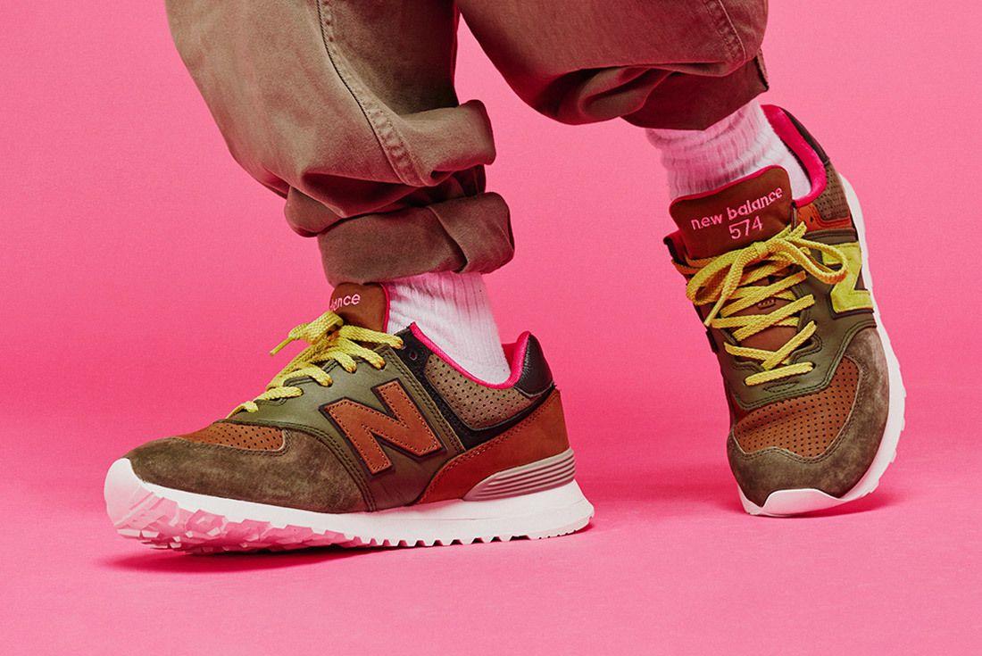 Sneakersnstuff New Balance 574 3