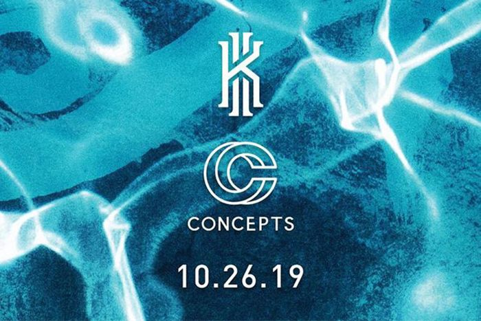 Concepts Nike Kyrie 5 Orions Belt Release Date Instagram Teaser