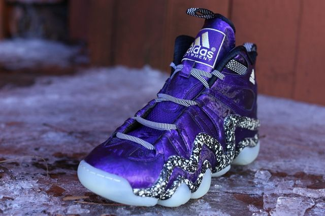 Adidas Crazy 8 Nightmare Before Christmas 1