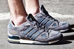 Thumb Adidas Fl Zx750 Grey Side Flash
