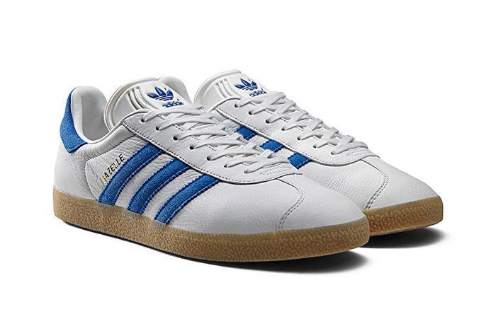 Adidas Gazelle Full Grains Pack Blue 2