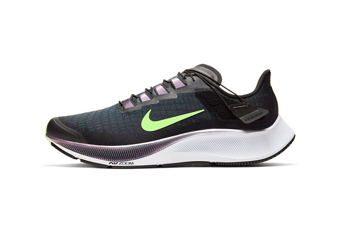 Nike Air Zoom Pegasus 37 FlyEase Lateral