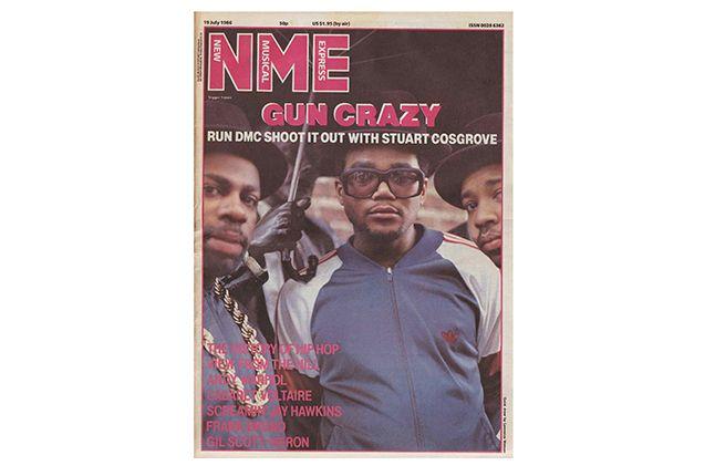 Rundmc Nme Magazine