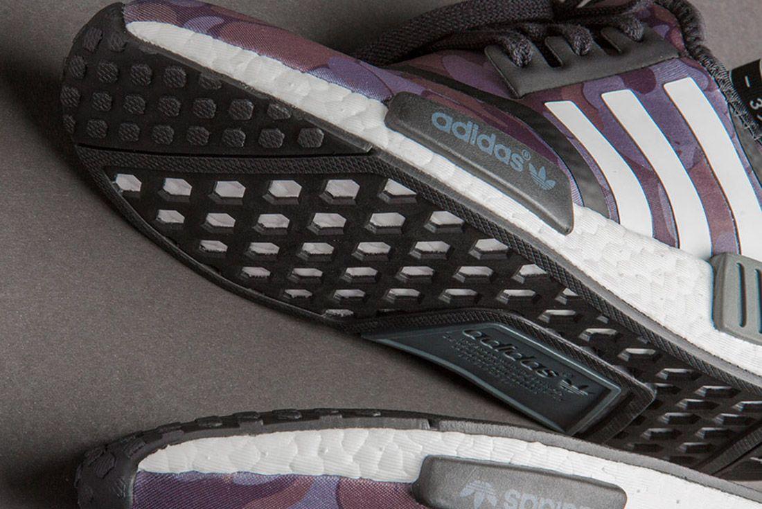 Bape Adidas Nmd 1 St Camo Black 2