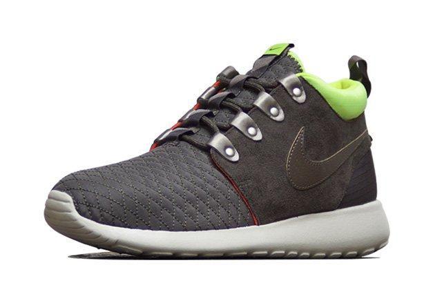 Nike Roshe Run Mid Winter Smokey Volt 11