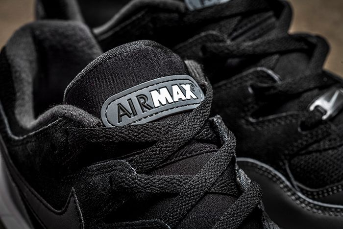Nike Air Max 94 Black Grey 3
