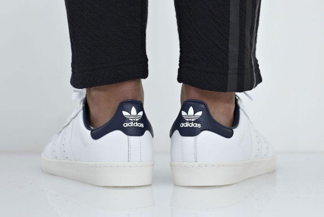 Adidas Superstar Vulc Adv White 3
