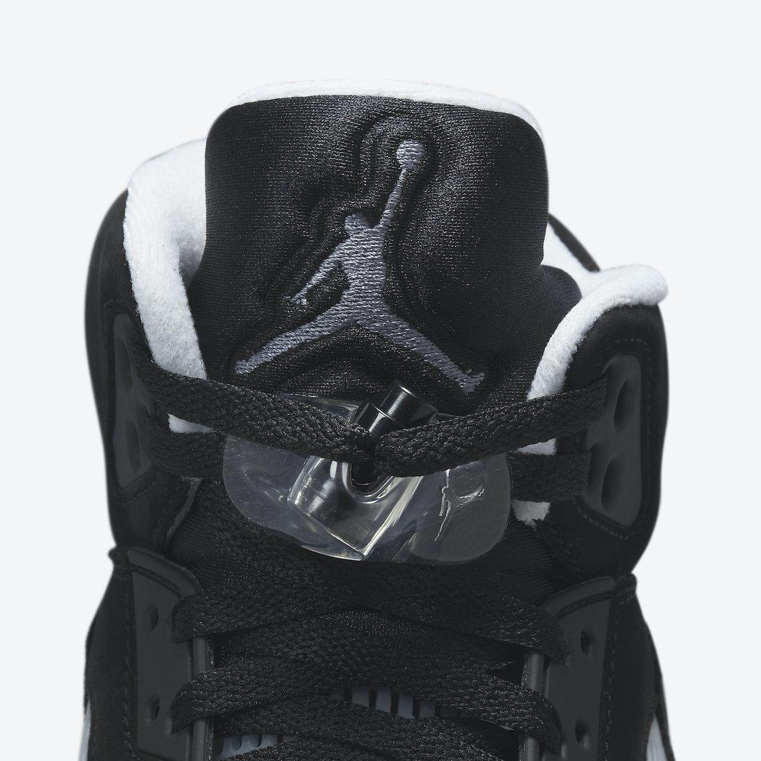 Air Jordan 5 Oreo CT4838-011