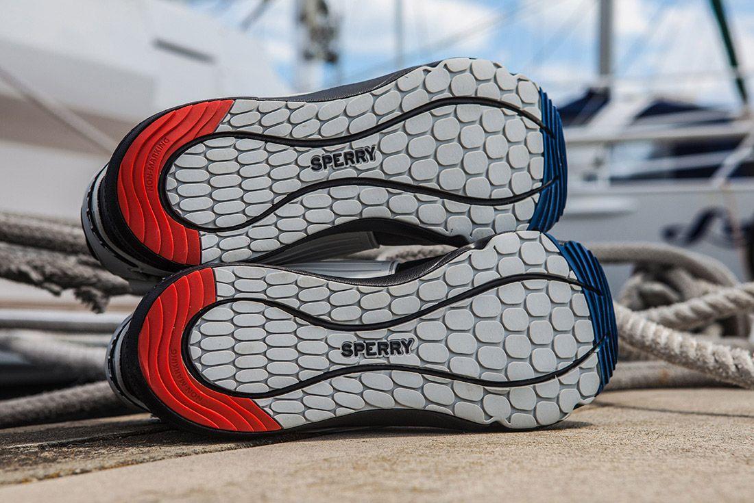 Sperry 7 Seaspro Grey Soles