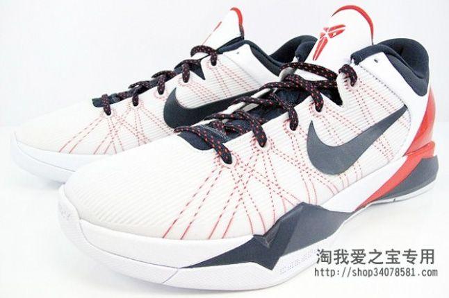 Nike Zoom Kobe Vii 7 Usa 3 1