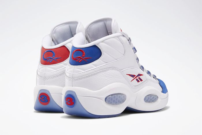 Reebok Question Mid Double Cross Release Date Heel