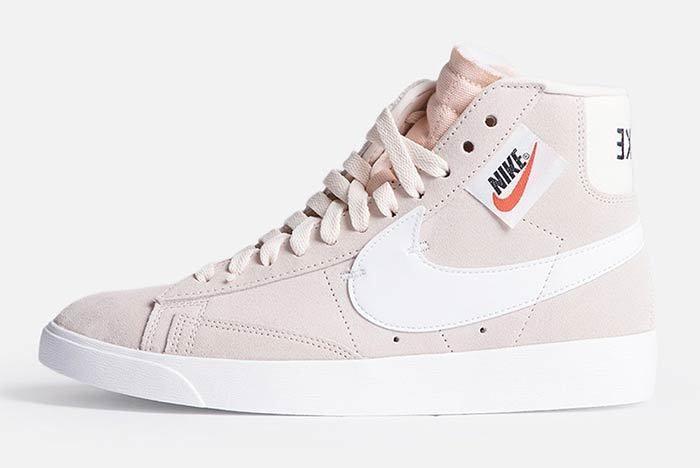 Nike Blazer Mid Rebel Womens Guava Ice Bq4022 801 3