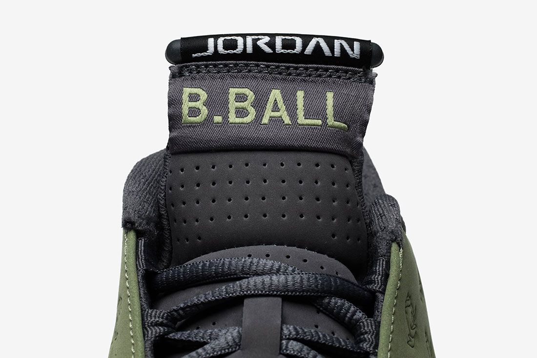 Air Jordan Ducks 12