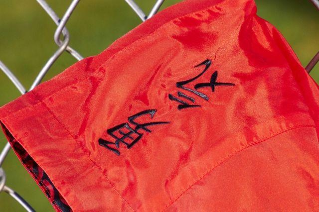Nike Air Foamposite 1 Doernbecher Jacket Detail