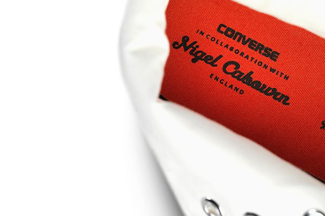 Nigel Cabourn Converse Chuck 70 First String 5