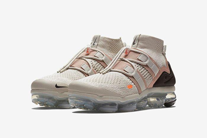 Nike Vapor Max Utility Pink Trim 1