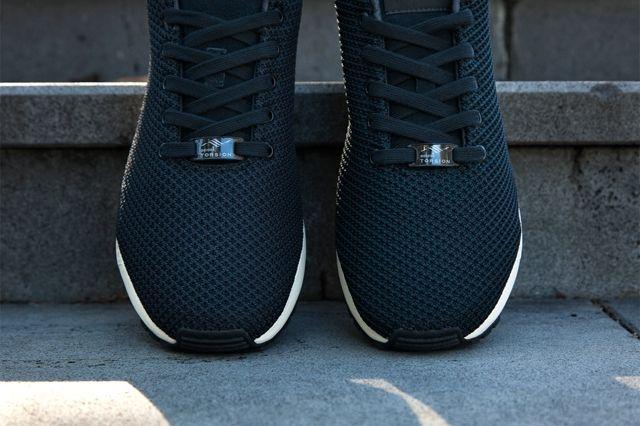 Adidas Zx Flux Premium Core Black 4