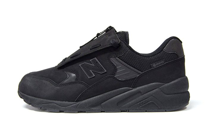 New Balance Mt580 Gore Tex Black Release Date Lateral