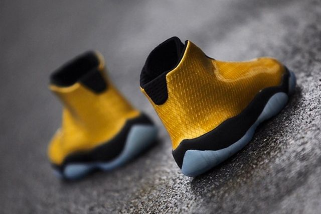 Air Jordan Future Gold5
