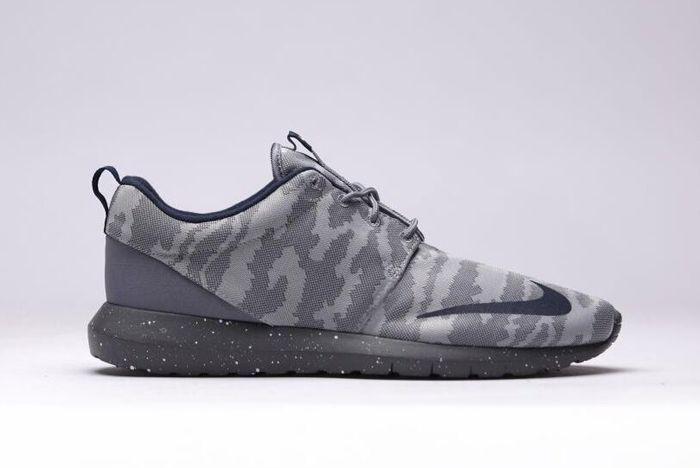 Nike Roshe Nm Fb Grey Camo 1