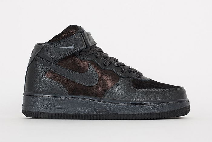 Nike Air Force 1 Mid Wmns Obisidan 1
