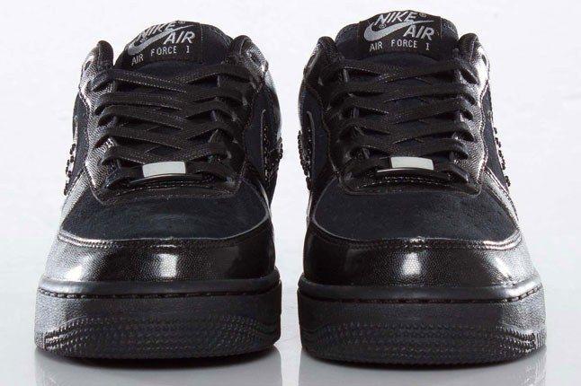 Nike Air Force Black 1