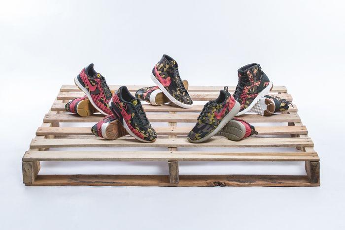 Nike Womens Premium Jacquard Pack 4