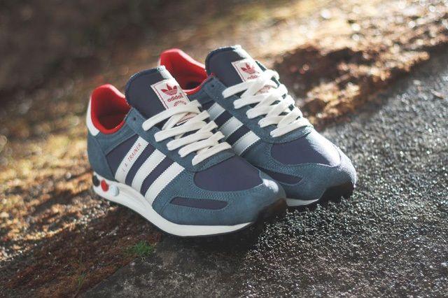 Adidas La Trainer Light Scarlet 2