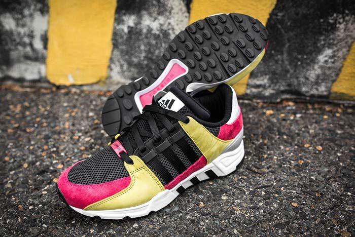 Adidas Eqt Support 93 Lush Pink 7