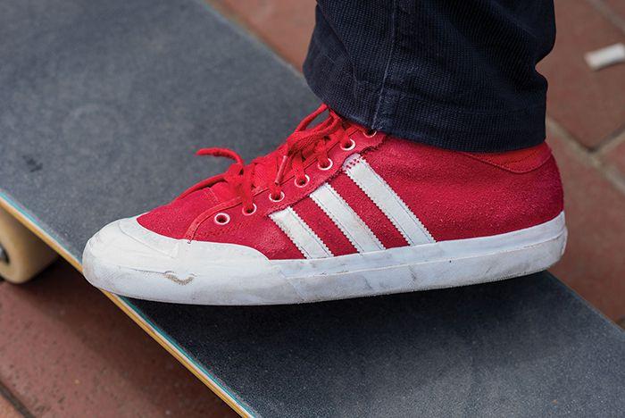 Adidas Skateboarding Introduces The Matchcourt10