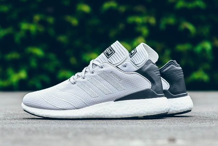 Adidas Sb Busenitz Pure Boost Grey 6