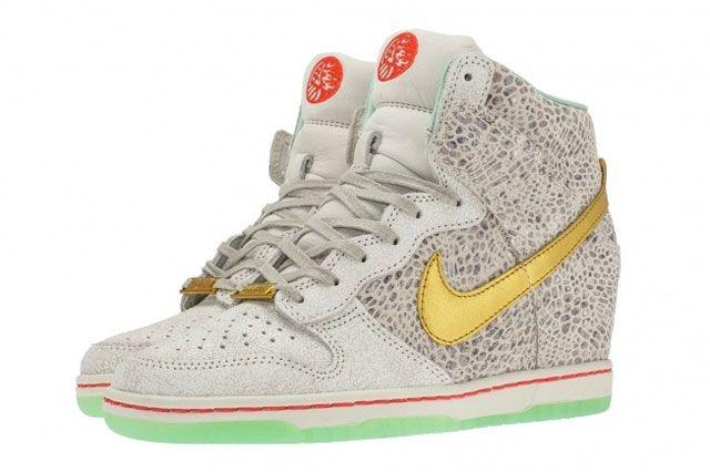 Nike Dunk Sky Hi Qs Yoth