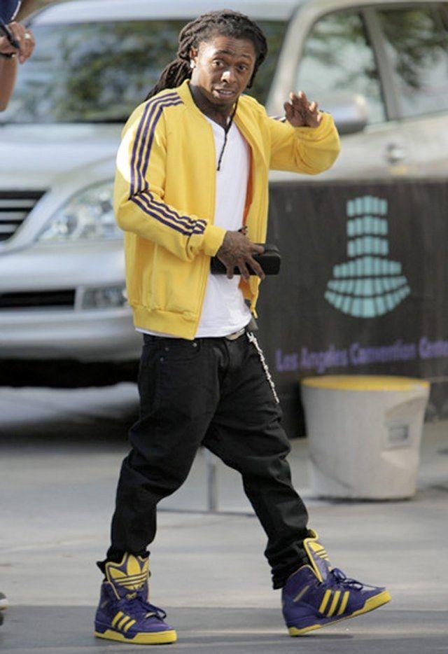 Lil Wayne Sneaker Style Profile 17