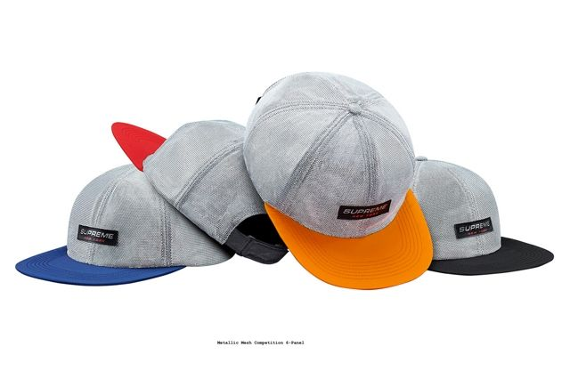 Supreme Ss15 Headwear Collection 32